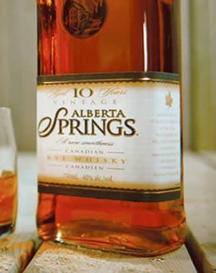 Alberta Springs 10 Years Old