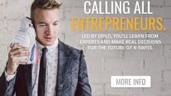 Calling Entrepreneurs: K-Swiss + Diplo Wants YOU
